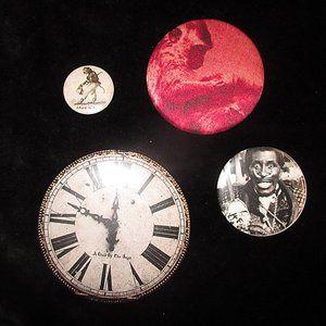 Vivienne Westwood - Child of the Jago badges